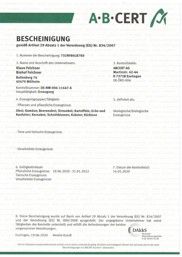 Zertifikate - A-B-Cert Zertifizierung